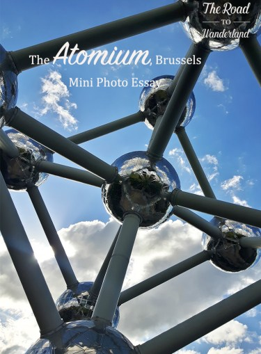Pinterest image for The Atomium, Brussels