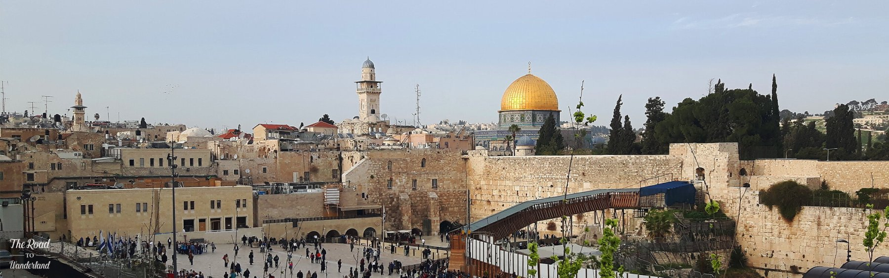 The Religious Sites in Jerusalem Header