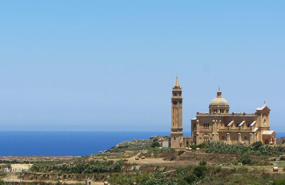 Ta' Pinu Shrine, Gozo