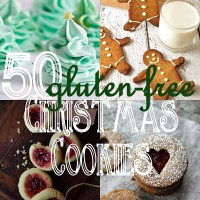 50 Gluten Free Christmas Cookie Recipes