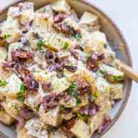 Greek Potato Salad (Paleo, Whole30)