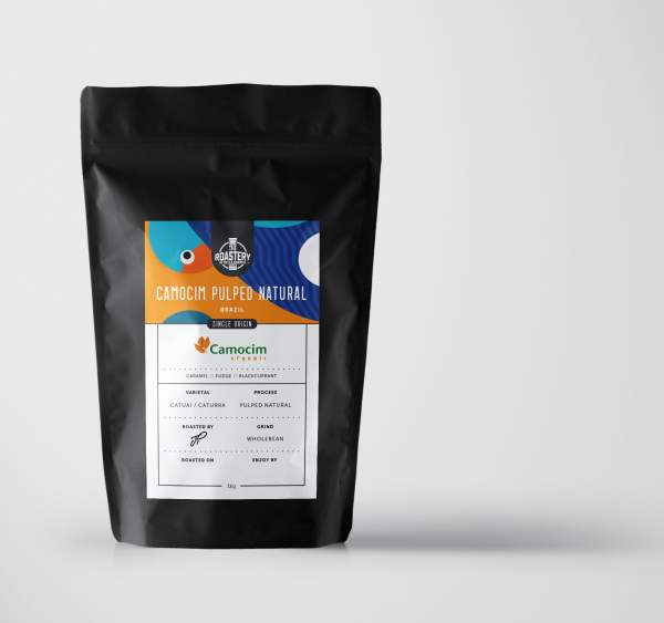 Brazil Camocim Pulped Natural Roast Coffee