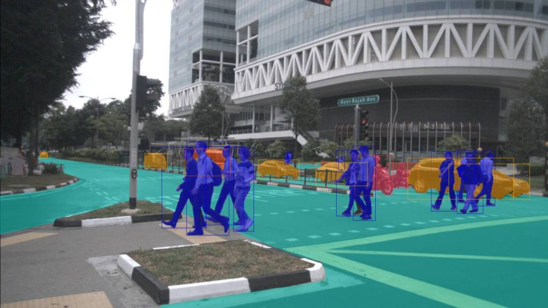 nuScenes datasets for driverless car training get safety adds from Motional