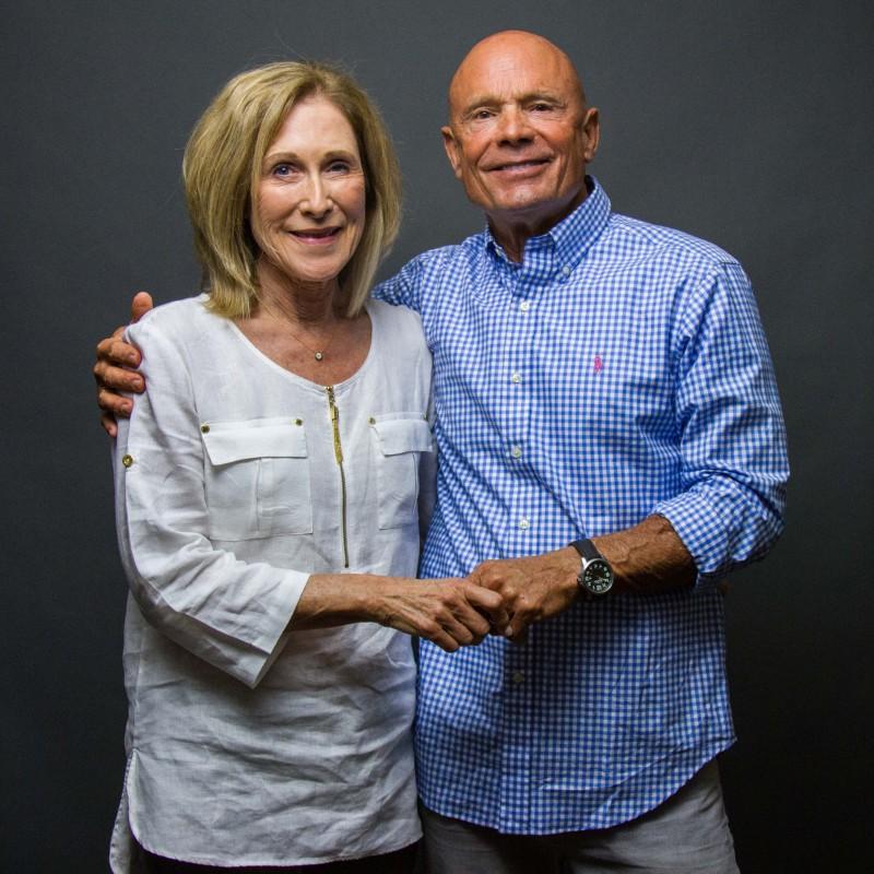 JR & Yvonne Polhemus
