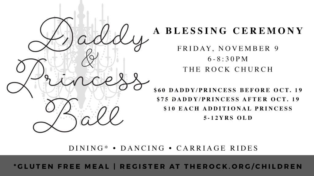 Daddy Princess Ball
