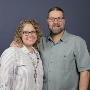 Catherine & Paul Oakley