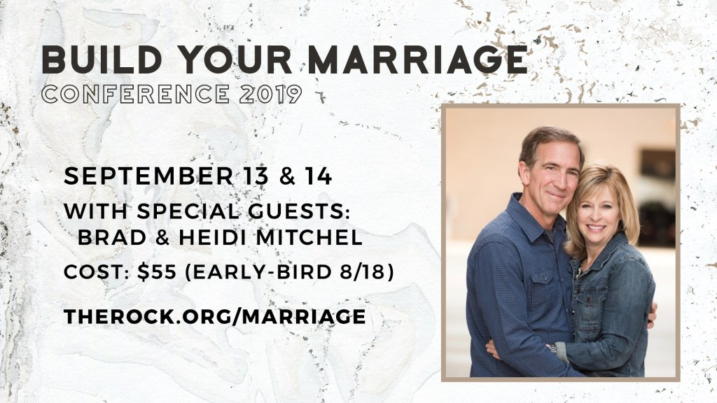 Build Your Marriage Conference 2019