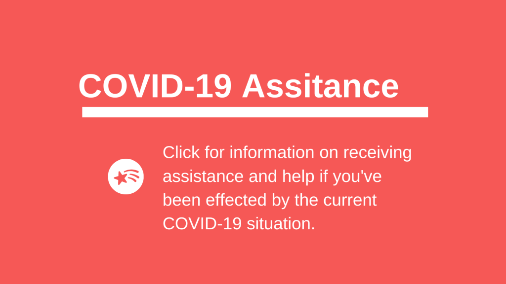 COVID-19 Relief - Click for Assistance.