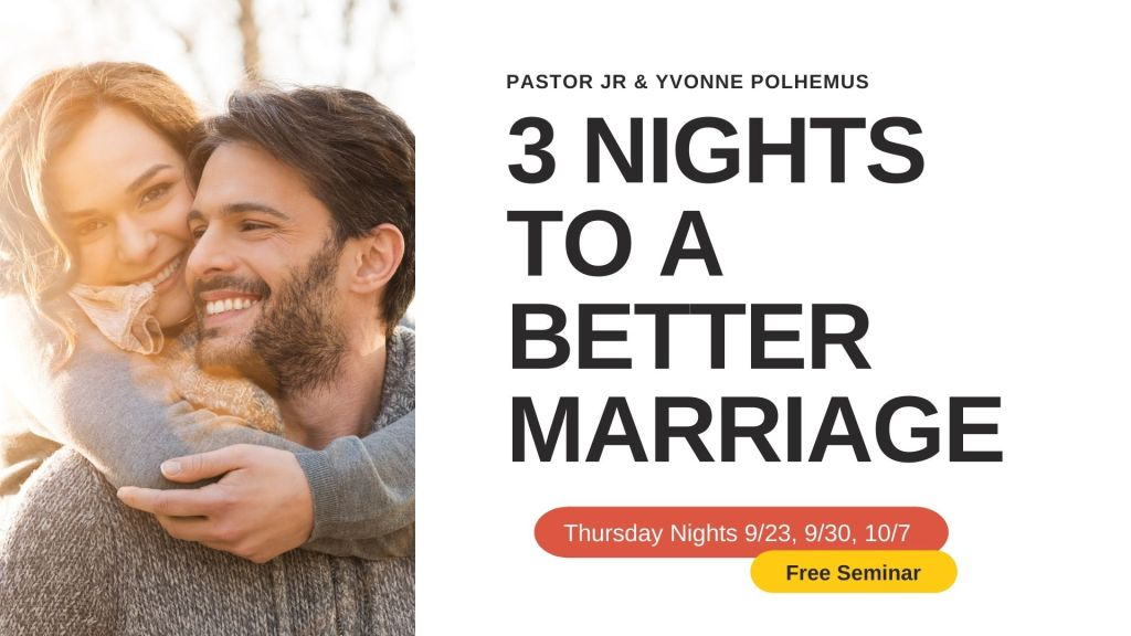 3 Days to a Better Marriage