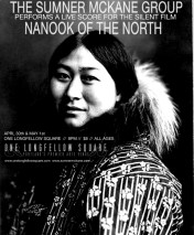 """Nanook"" at One Longfellow Square"