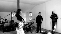 "Sumner McKane Group rehearsing ""Nanook"""