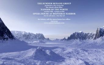 """Nanook"" at Boothbay Opera House"