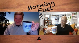 The Rocket Factory: Morning Fuel