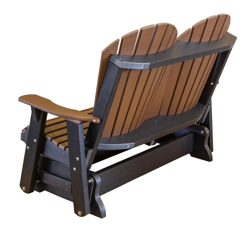 Heritage Outdoor 2 Seat Glider Chair The Rocking Chair