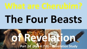 What is the True Bible Meaning of Cherubim? What is a Cherub?