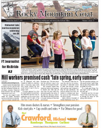 Welcome subscribers! Click here for the April 27th issue of The Goat