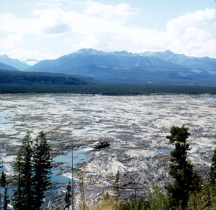 """Valemount's """"Columbia River Treaty"""" Dilemma"""