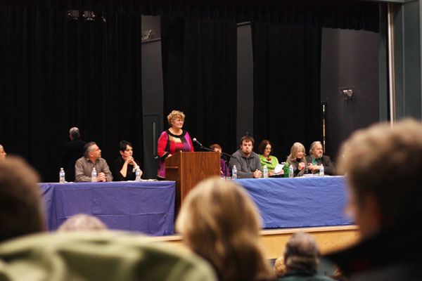 Trustee and Regional District candidates in Valemount (VIDEO)