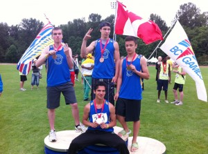 Omar Gold BC Summer Games