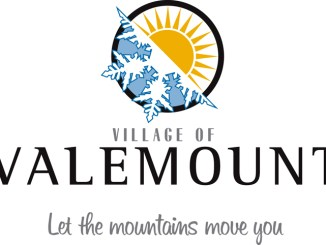 The Village of Valemount New Logo