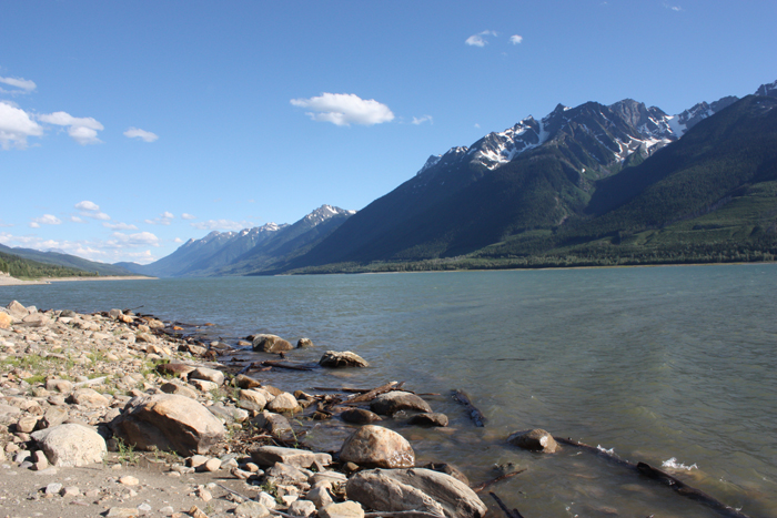 Four IPPs proposed south of Valemount