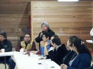 Chief Rita Matthew Simpcw Shuswap first nation hydro ipp bc