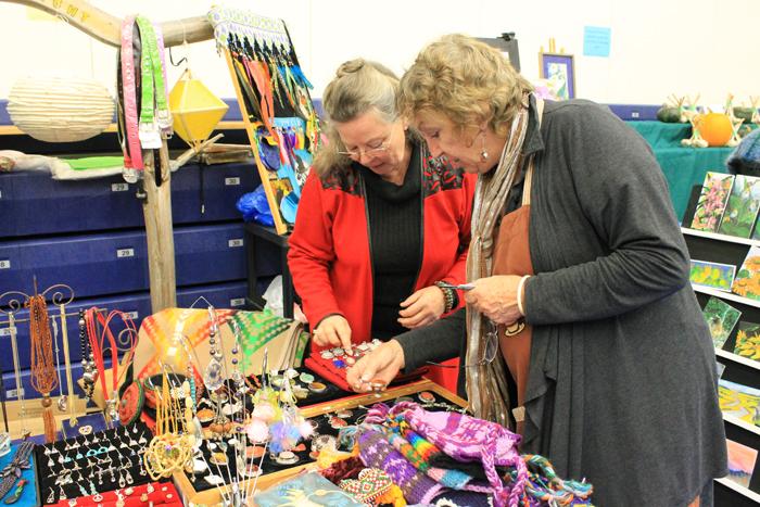 Crafts galore at Valemount Craft Fair