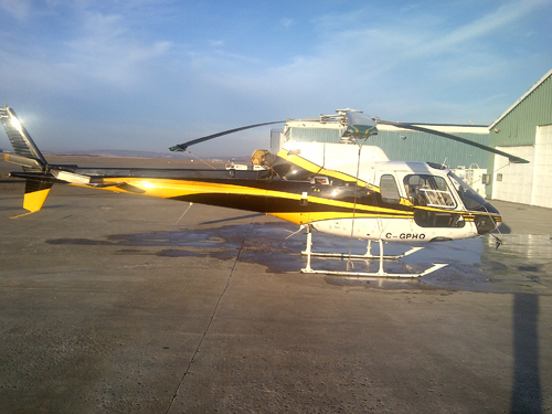 Yellowhead Helicopters adds to its fleet
