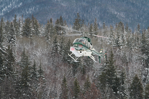 Rescued snowmobiler recounts night on the hill