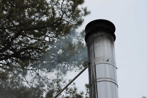 Valemount air quality monitor down