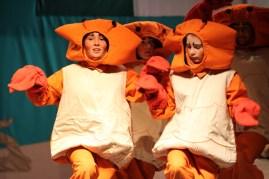 Missoula Children's Theatre performed by Valemount Elementary School students