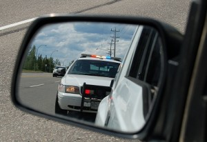 BC patrols RCMP police highway traffic speeding