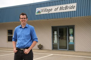 Geoffrey Roy Village of McBride Economic Development Officer