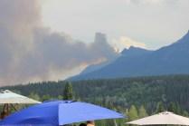 smoke fire Valemount mud racing rodeo grounds (6)