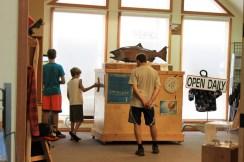 Valemount visitor information centre 2014 tourism tourist (5)