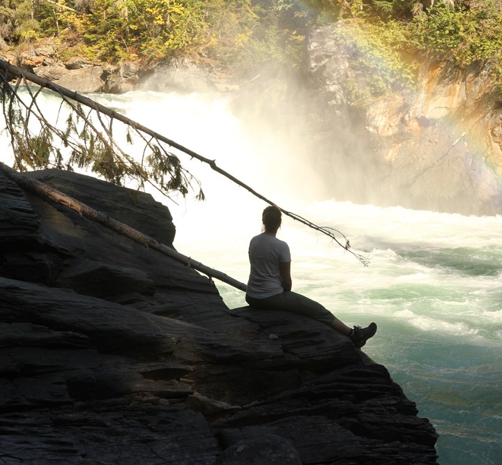 Overlander Falls: great hike for the whole family