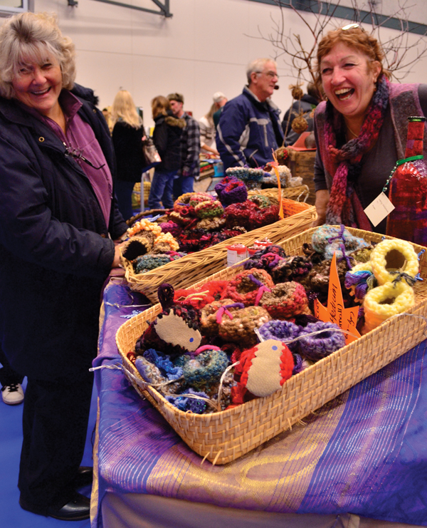 Holiday cheer at the Valemount Craft Fair