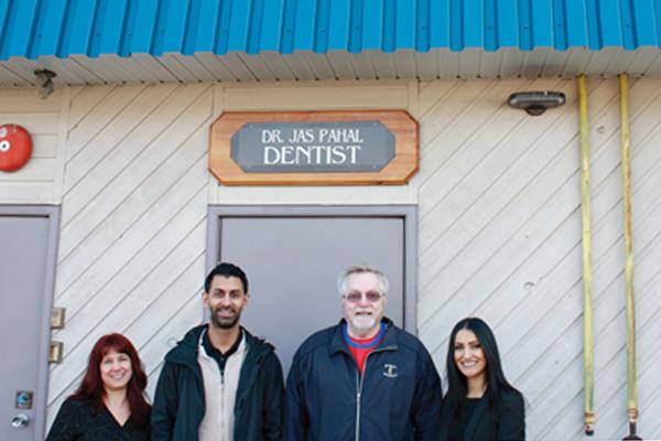 McBride BC dentist