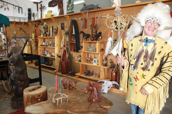 Curious Goods and Crafts Valemount