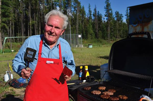 Father's Day BBQ, geocaching fun & markets