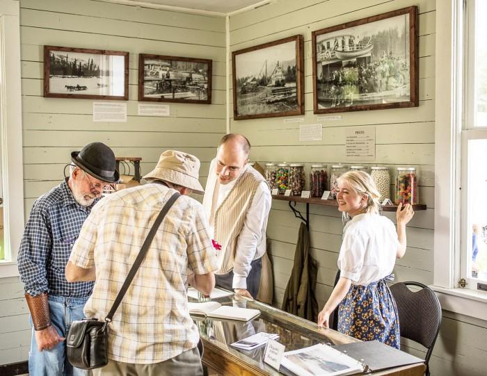 Dunster station museum wins heritage award