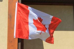 Canada Flag federal election