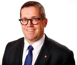 Bob Zimmer, Conservative MP