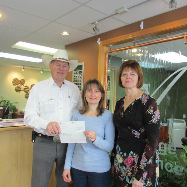 yellowhead realty mutual fire insurance advantage insurance food bank donation
