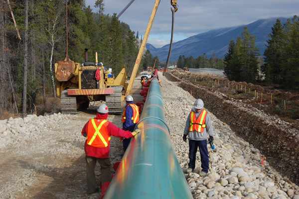Trans Mountain pipeline expansion on hold after court rules consultation wasn't adequate