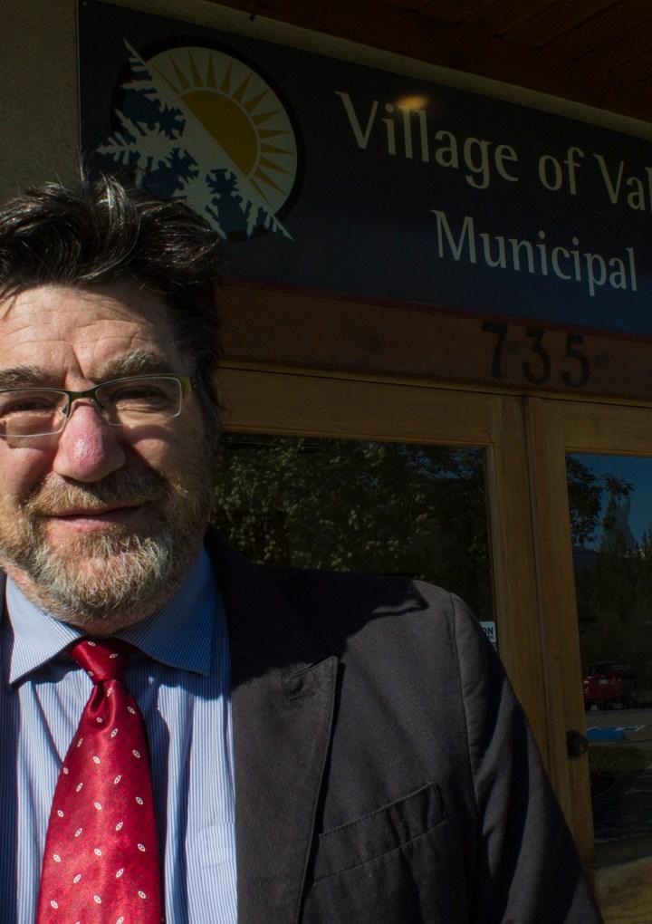 Ex-staffer sues Village