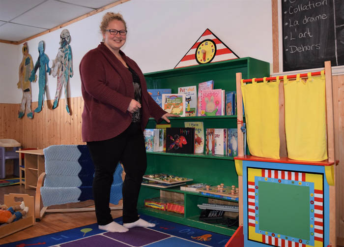 Mme Boulianne brings French Immersion to McBride