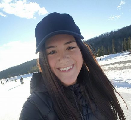 Photo courtesy of Tyler Fulljames Facebook A photo of the recently deceased Sydney Fulljames-Camazzola. She was involved in a fatal collision near Mount Robson over the holidays.
