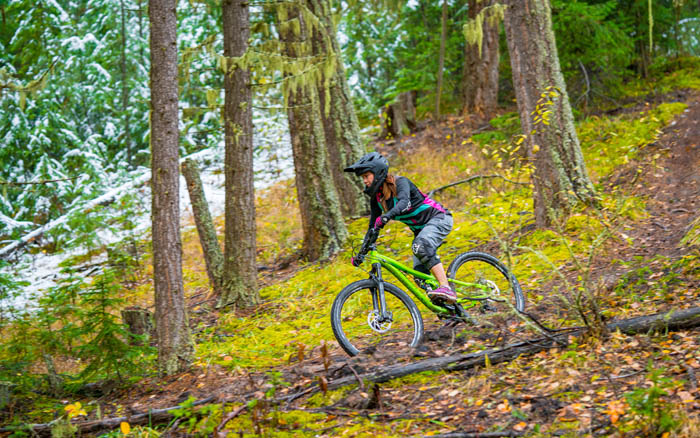 Majorly stoked: Go Fund Me campaign for the Valemount Bike Park