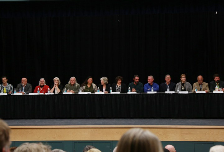 Valemount election forum: individual question videos